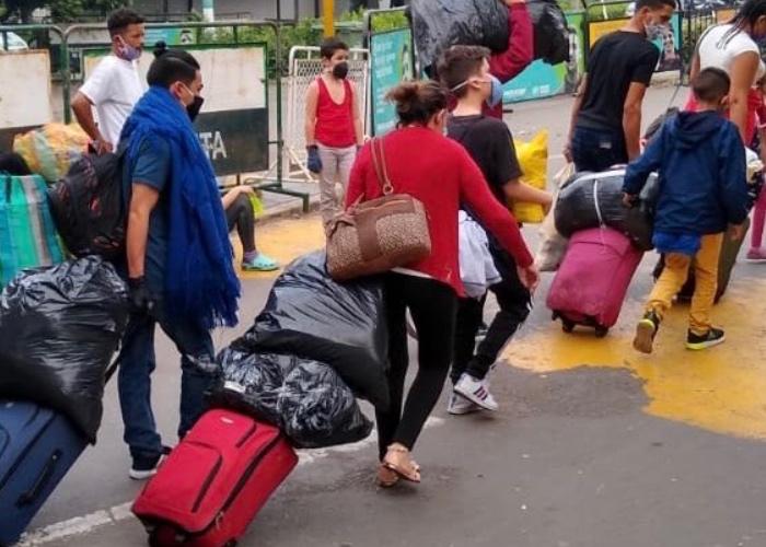 Ayudar a los hermanos, incluso a los venezolanos