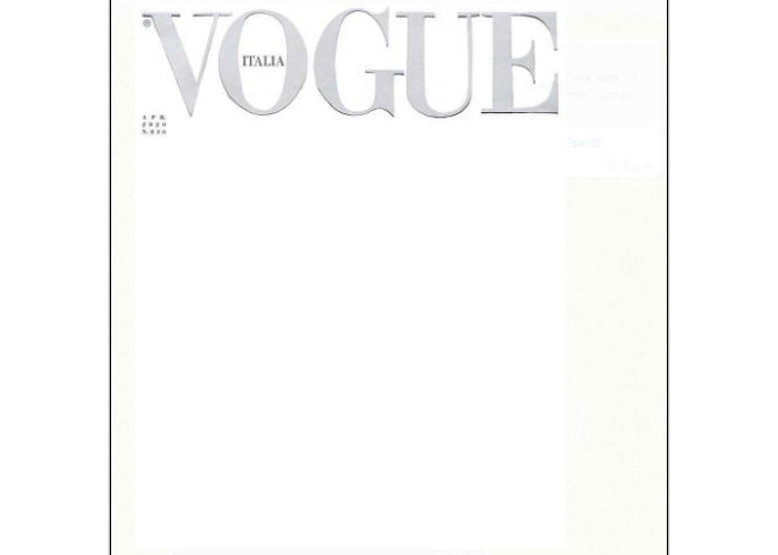 La impresionante portada de Vogue