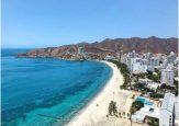El renacer de las playas de Santa Marta y Cartagena