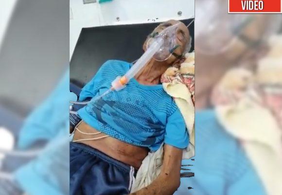 Don Eloy murió en Buenaventura y no hubo un respirador para él
