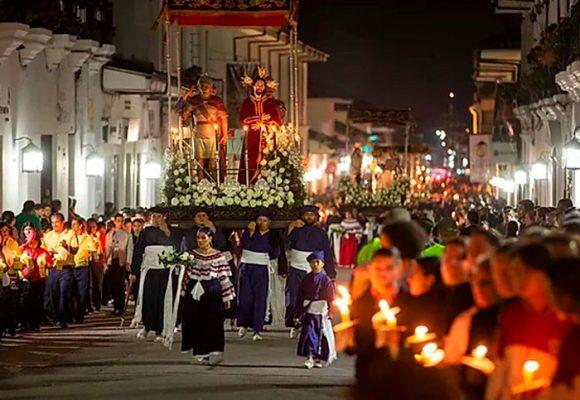 La Semana Santa de Popayán en tiempos de pandemia