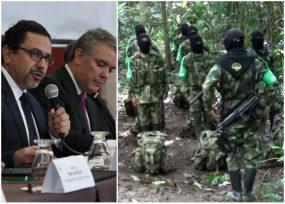 Duque abre la puerta para pactar con Gaitanistas, ELN o disidencias FARC