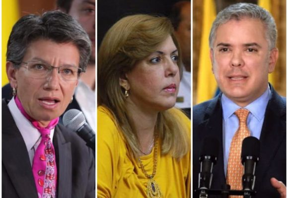 Ampliación de cuarentena obligatoria: alcaldesa de Bogotá y gobernadora del Valle se rebelan
