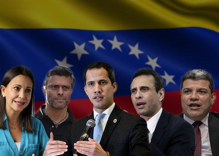 La dramática división de la oposición que Guaidó no logró unir