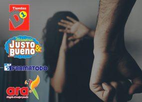 Alianza de Ara, Justo&Bueno, Farmatodo y D1 en defensa de las mujeres