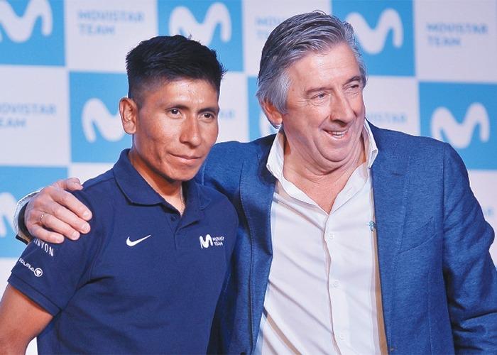 Desprecio y humillación: las razones por las que Nairo era infeliz en Movistar