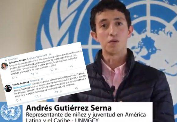 ¿El falso funcionario de la ONU que engañó a Duque y acosó a 40 universitarias?