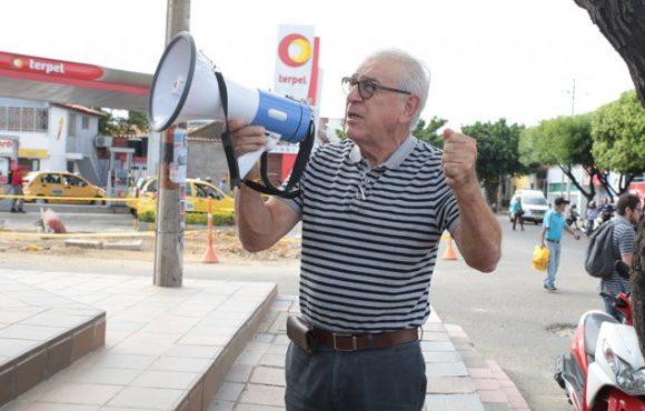 En Cúcuta la alcaldía compró, en plena crisis, una caneca de basura en 500 mil pesos