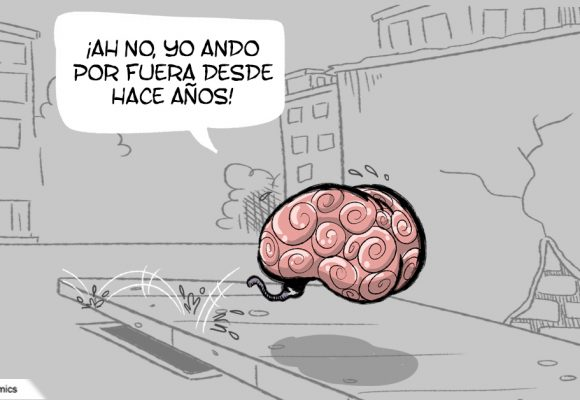 El cerebro de la Cabal