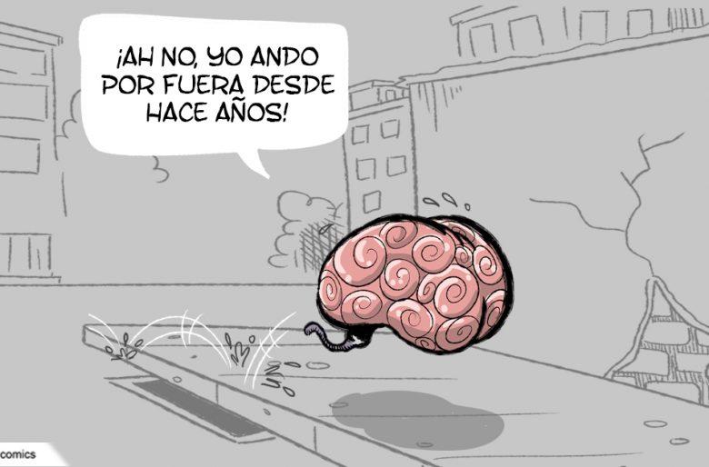 El cerebro de la Cabal