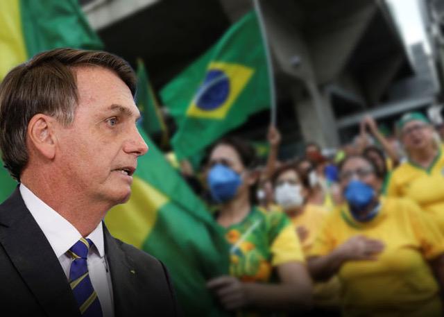 La reculada de Bolsonaro con el coronavirus