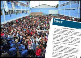 Tres casos de coronavirus en la cárcel de Villavicencio