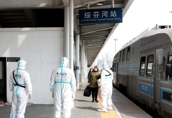 China avanza hacia el control final del COVID-19