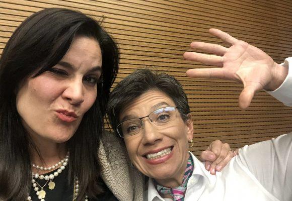 El matoneo a Vanessa De La Torre por defender a Claudia López