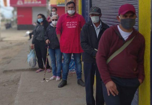 274 nuevos casos de contagio y 5 muertos por coronavirus en Colombia