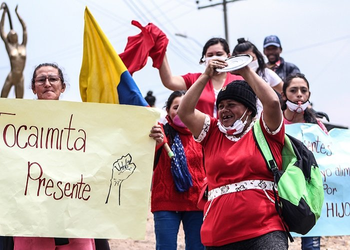 'Bogotá Sin hambre' en tiempos de pandemia