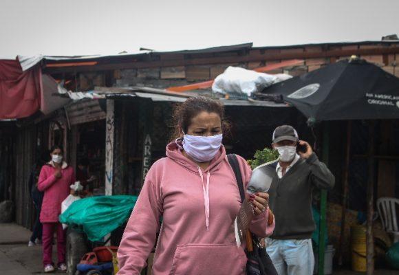 Nuevos 106 casos de coronavirus en Colombia