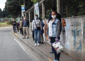 218 nuevos casos de contagio y 9 personas fallecidas más por coronavirus en Colombia