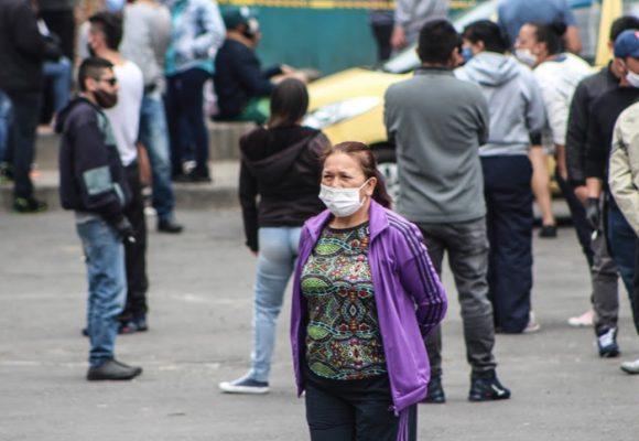 250 nuevos casos de contagio y 11 muertos más por coronavirus en Colombia