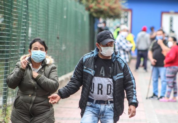 127 nuevos casos de contagio y 15 muertos más por coronavirus en Colombia