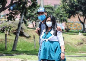 320 nuevos casos de contagio y 10 muertos más por coronavirus en Colombia