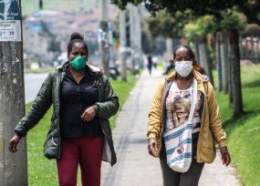 207 nuevos casos de contagio y 10 muertos más por coronavirus en Colombia