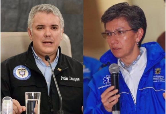 ¿Tirón de riendas de Duque a Claudia López?