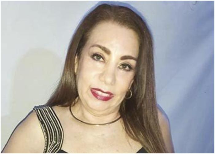 Fabiola Calle venció el Covid-19 pero sigue hospitalizada