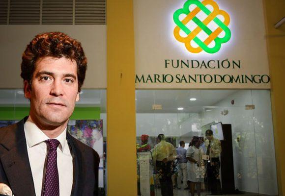 Donación de $ 100 mil millones de la F. Santo Domingo