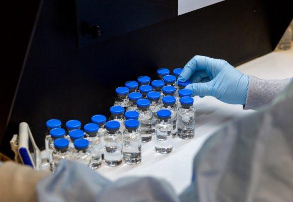 Acciones de la farmacéutica Gilead al alza