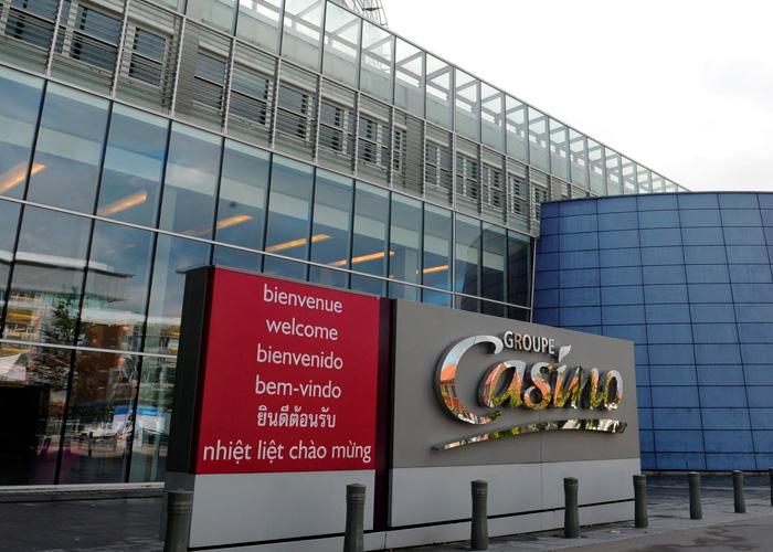 Las ventas del Grupo Casino van en aumento