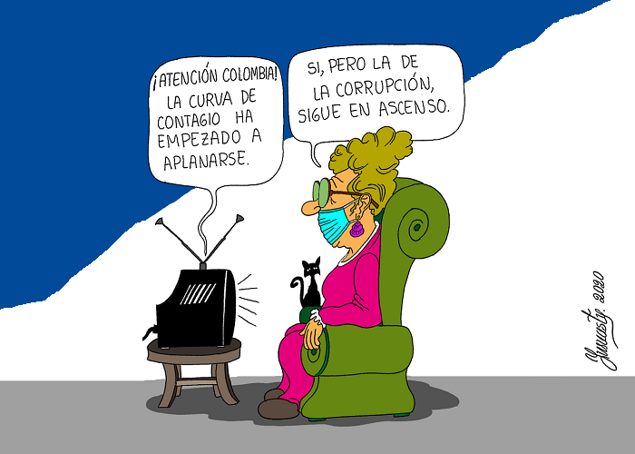 Caricatura: Nuestro mal crónico