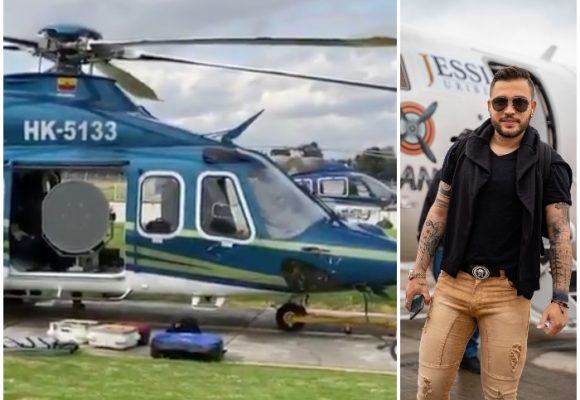 Por críticas cancelan aeroconcierto de Jessi Uribe y Greeicy Rendón