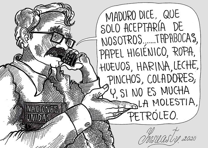 Caricatura: Condiciones