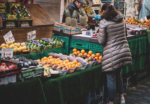 Guía para hacer mercado en forma segura durante la cuarentena