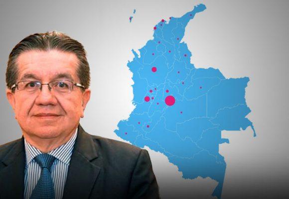 Nueve departamentos se han salvado del coronavirus