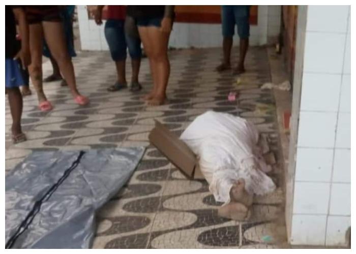 Muere la gente por coronavirus en las calles de Leticia
