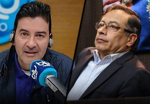 La rabia de la hija de Gustavo Petro contra Néstor Morales y Blu Radio
