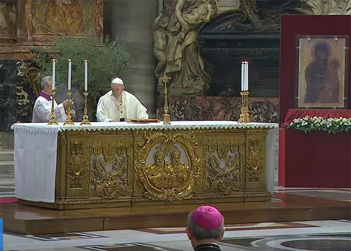 EN VIVO🔴: El papa Francisco da la