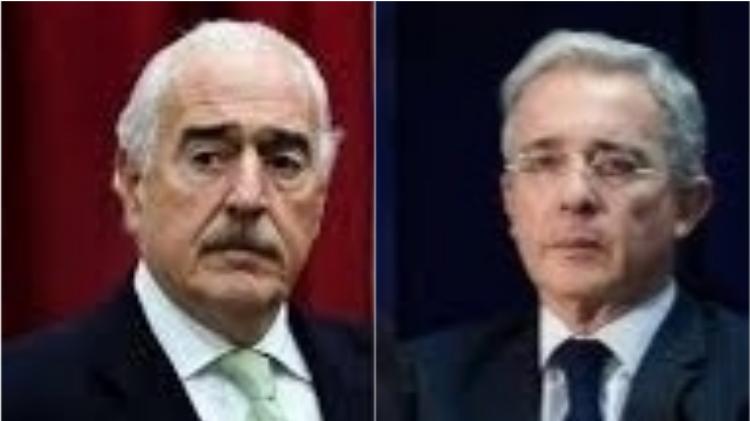 Por las víctimas, expresidentes Uribe y Pastrana a la JEP