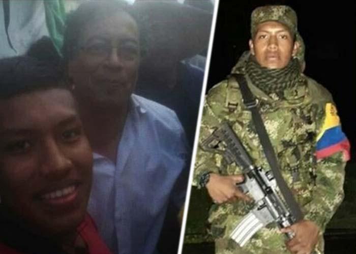 ¿Qué diablos hace Petro con un disidente de las FARC?
