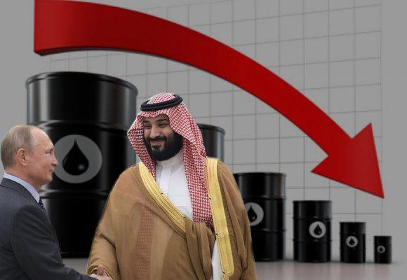 El acuerdo petrolero de los superpoderosos que el coronavirus aguó