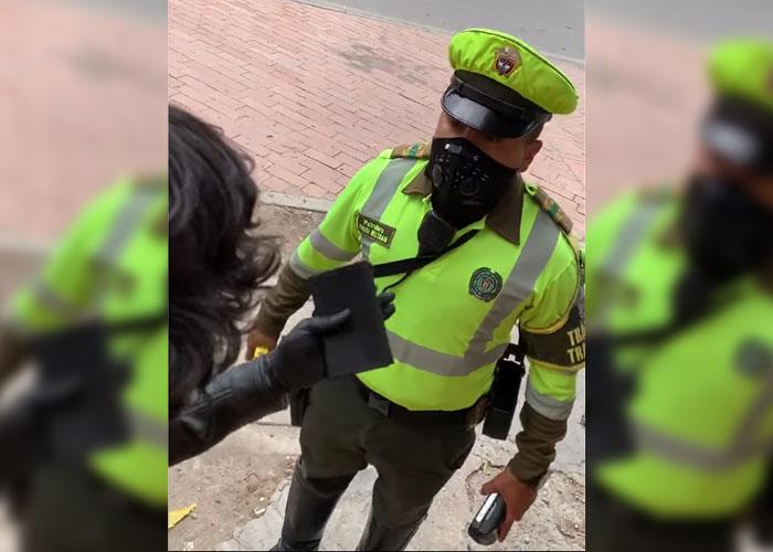 [VIDEOS] A gritos y raponasos: así son los controles de algunos Policías en cuarentena