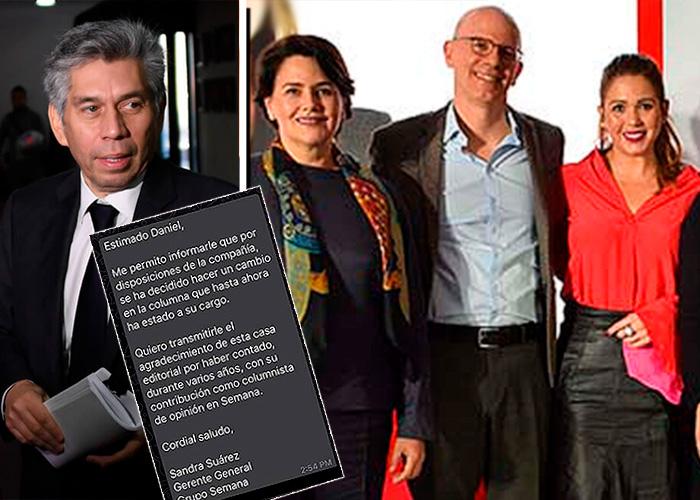 Sandra Suárez, la uribista purasangre que le notificó el despido a Coronell