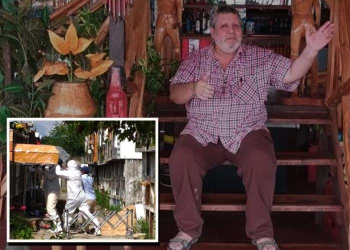 Parmenio Guevara, el comerciante que murió de COVID-19 en Leticia camino al avión ambulancia