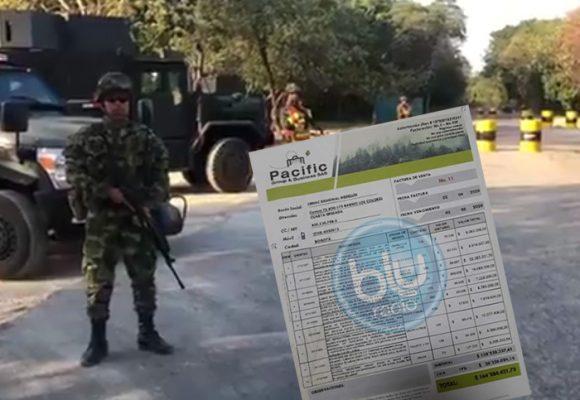 El ejercito compró tapabocas a $45 mil pesos por unidad