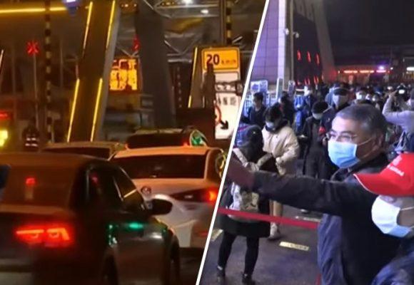 Wuhan: Levantado el confinamiento