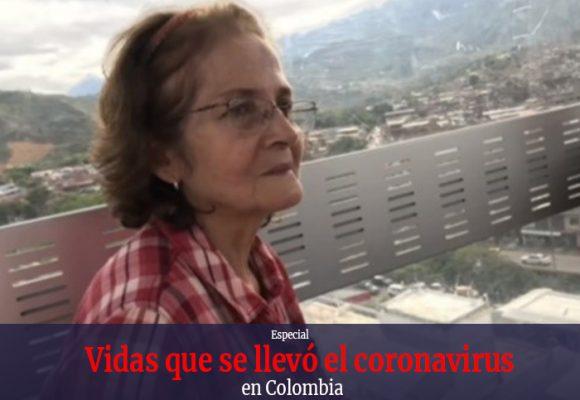 Vidas que se llevó el coronavirus: Carmen Evelia Toro