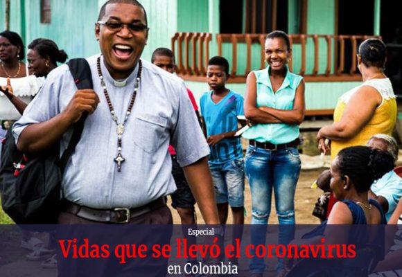 Vidas que se llevó el coronavirus: Juan Carlos Valencia