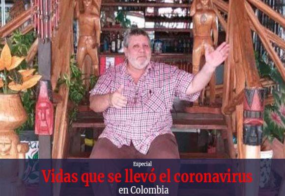 Vidas que se llevó el coronavirus: Parmenio Guevara